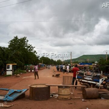 Mali: Plus de 1.000 camions bloqués à l'entrée de Bamako