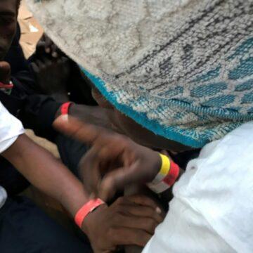 Reportage/Du Darfour à la Méditerranée, les retrouvailles miraculeuses d'Omar et Mary Jo