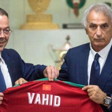 Les grands changements de Vahid Halilhodzic pour redonner de l'allant aux Lions de l'Atlas