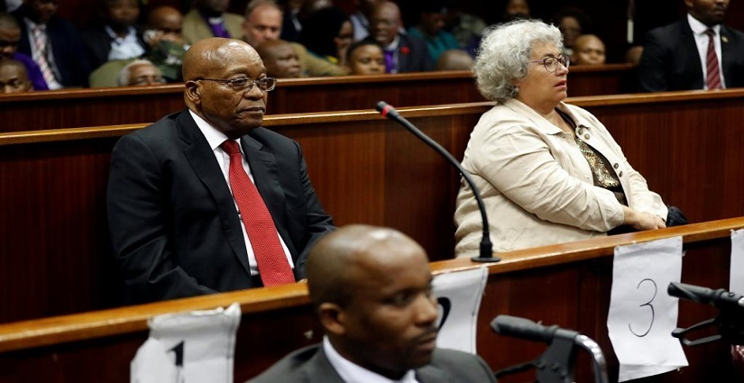 Affaire de vente d'armes : Jacob Zuma toujours dans le collimateur de la justice sud-africaine