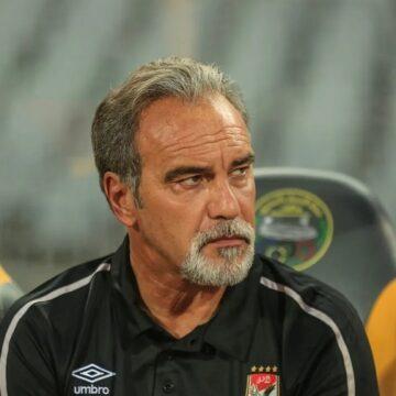Al Alhy limoge Martin Laserte après une défaite 1-0 face à Pyramids FC