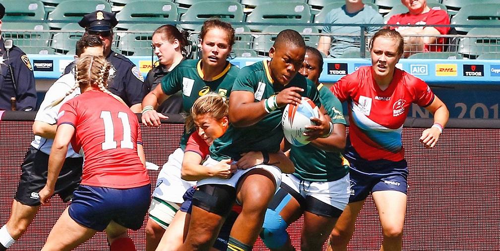 Coupe du monde de rugby féminine : le billet qualificatif pour l'Afrique se dispute du 09 au 17 août à Johannesburg