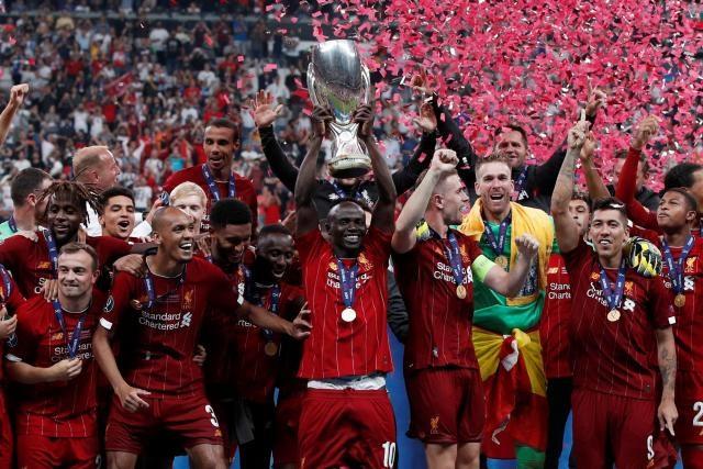 Sadio Mané offre la Supercoupe d'Europe à Liverpool et se positionne pour le Ballon d'Or