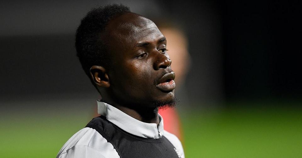 Sadio Mané plus dans la course pour le « Meilleur joueur UEFA de l'année »