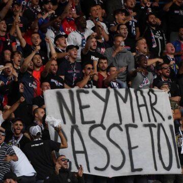 Football : Neymar Jr et les supporters du PSG, c'est presque fini….