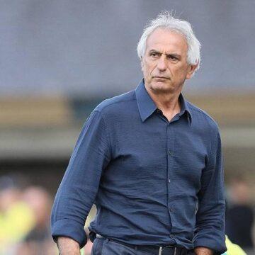 Football : Vahid Halilhodzic chez les Lions de l'Atlas en remplacement d'Hervé Renard