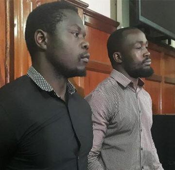 Kenya: deux internationaux de rugby à 7 condamnés à 15 ans de prison pour viol collectif
