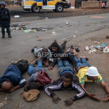 Au moins un mort dans de nouvelles violences xénophobes en Afrique du Sud