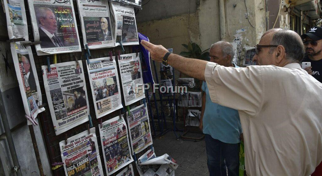 Algérie: Un ancien ministre, 1er candidat en lice pour la présidentielle