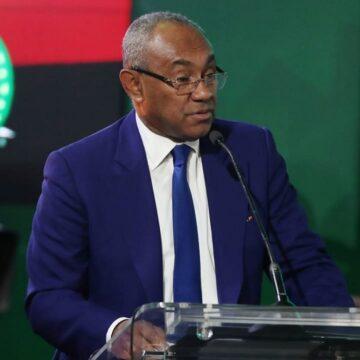 Ahmad Ahmad défend Romelu Lukaku, une nouvelle fois victime de racisme