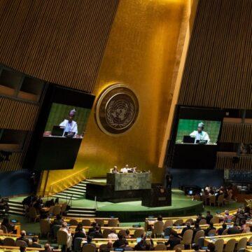 ONU : à New York, les Chefs d'Etat africains plaident pour des actions concrètes face à l'urgence climatique