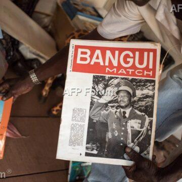 En Centrafrique, l'héritage «à double tranchant» de l'empereur Bokassa (Reportage)