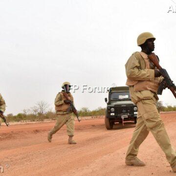 36 civils tués dans la province du Sanmatenga au Burkina Faso dans une attaque