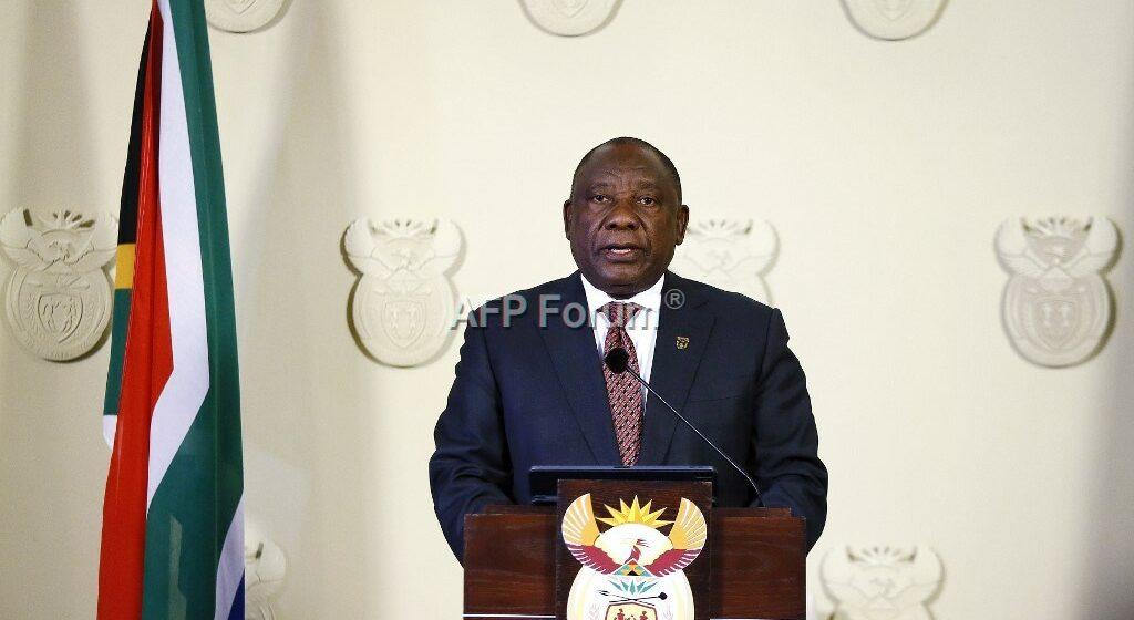Violences xénophobes en Afrique du Sud/Au moins 10 morts (Cyril Ramaphosa)