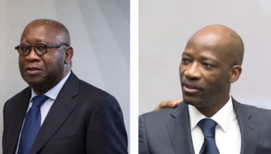 CPI : Fatou Bensouda veut renvoyer Laurent Gbagbo et Blé Goudé en prison
