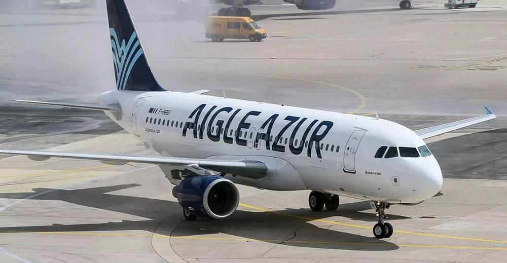 La Compagnie AIGLE Azur ne va plus desservir l'Afrique, temporairement