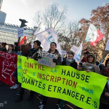 Etudiants étrangers en France: Plus d'inscrits et une hausse des frais limitée cette année 2019-2020