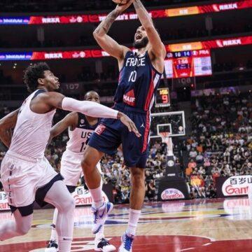 Mondial de Basket : la France inflige aux USA sa première défaite officielle depuis 2006 et l'élimine de la compétition