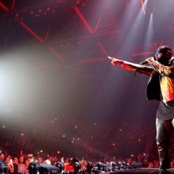 GIMS prend d'assaut le Stade de France pour un concert avant son retrait provisoire de la scène