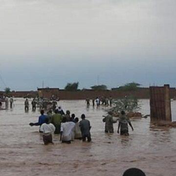Niger : le nombre des victimes des inondations passent à 57