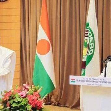 A Bamako, Issoufou Mahamadou s'inquiète du statut de Kidal qui menace la stabilité du Sahel