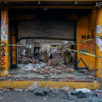 Afrique du Sud: Désolation dans Malvern, frappé par les émeutes et les pillages (Reportage)