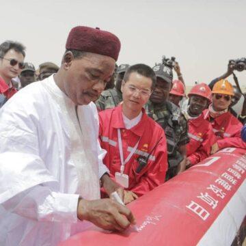 Secteur pétrolier: 1982 Km de pipeline reliant le Niger au Bénin mis en route