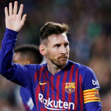 Lionel Messi peut quitter le FC Barcelone dès l'été 2020