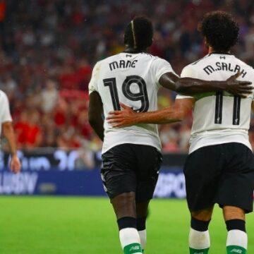 Mané et Salah bien installés dans le top 5 des « Meilleurs buteurs africains en Premier League