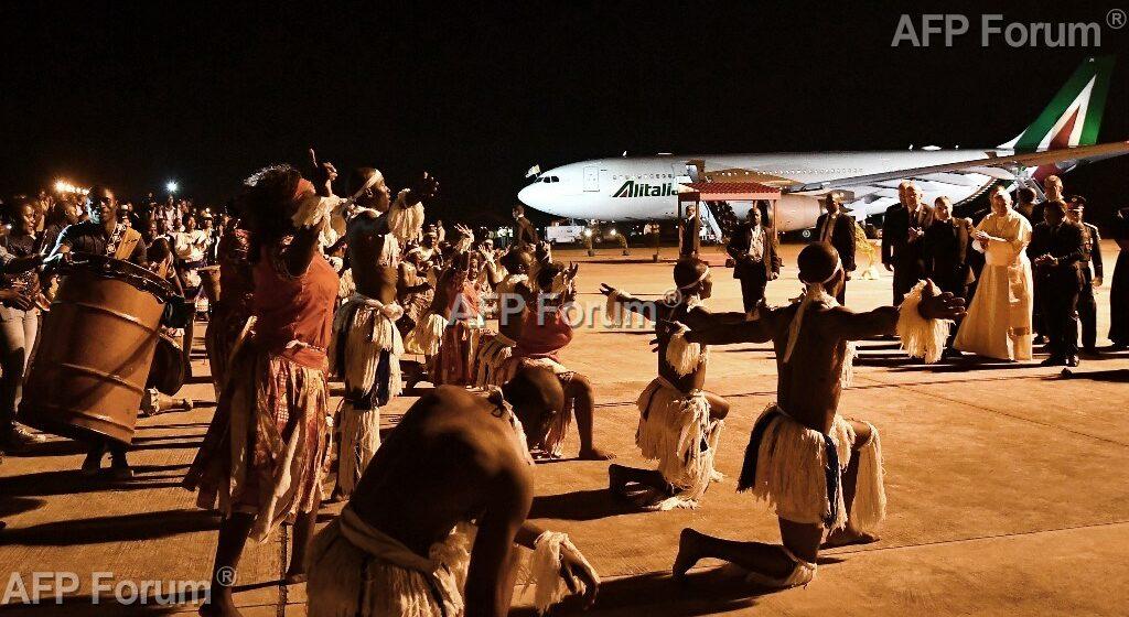 Le long périple d'un fidèle mozambicain venu voir le pape à Maputo (Reportage)
