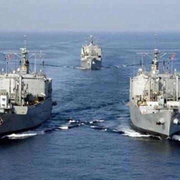 Des exercices menés conjointement en Méditerranée par les marines égyptienne et française