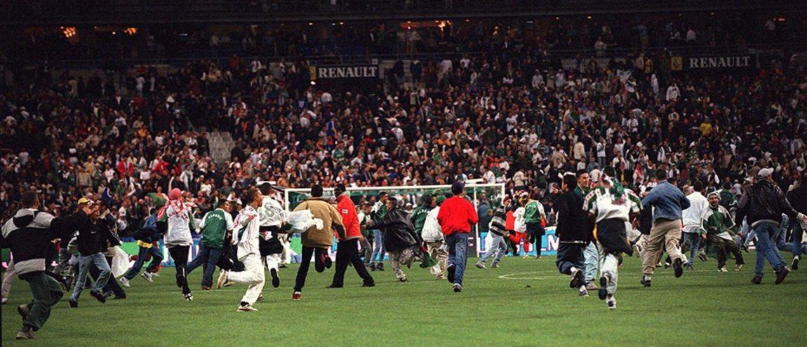 Bientôt un match amical Algérie-France après celui de 2001 qui n'est pas allé à sa fin