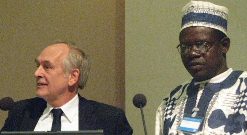 Le Burkinabè Mathieu Ouedraogo récompensé du Prix « Land for Life »