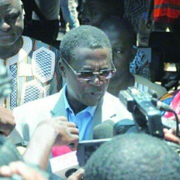 Burkina Faso : L'UAS maintient la date du 16 septembre pour sa marche-meeting contre l'insécurité