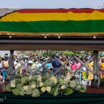 Zimbabwe: L'ex-président Mugabe sera finalement enterré dans son village