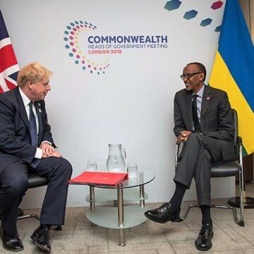 Kigali abrite la Réunion des Chefs de gouvernement du Commonwealth en juin 2020