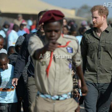 Changement climatique: «Une course contre la montre» est engagée (Prince Harry)