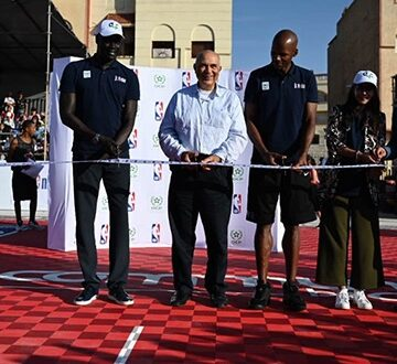 La NBA et le groupe OCP s'allient pour développer le basket-ball au Maroc et au Rwanda