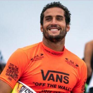 Ramzi Boukhiam offre au Maroc et à l'Afrique sa première qualification pour les JO 2020 de Surf
