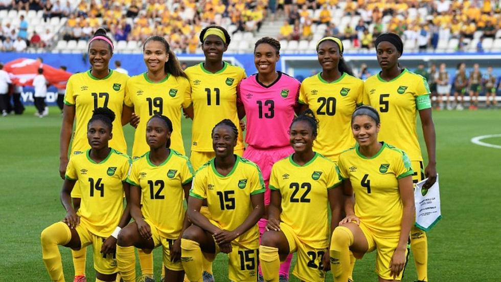 Foot : Les footballeuses de la Jamaïque en grève après leur participation au Mondial 2019