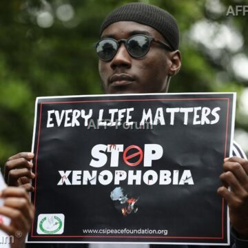 Afrique du Sud: Colère sur le continent, fermeture de l'ambassade au Nigeria