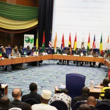 Plusieurs Etats s'engagent  à apporter leur soutien dans la lutte contre le terrorisme dans les pays du G5 Sahel