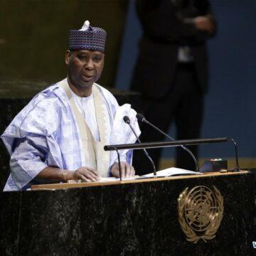 Diplomatie onusienne en 2019/Muhammad-Bande, 2è Nigérian et 13ème Africain à présider à présider l'AG