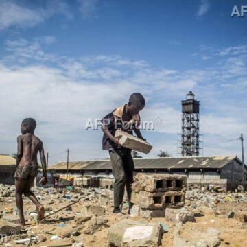 Au Bénin, les habitants pleurent l'un des plus vieux quartiers de Cotonou (Reportage)