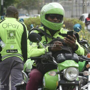Au Nigeria, des applications mobiles de taxi-moto pour échapper aux embouteillages de Lagos (Reportage)