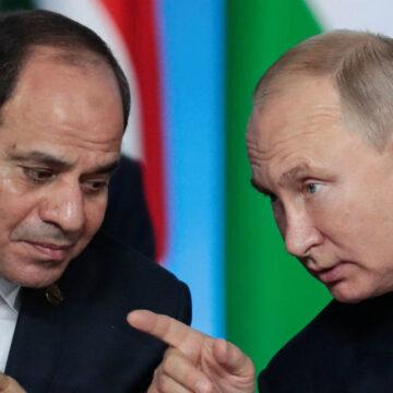 Démarrage des exercices militaires russes en Afrique