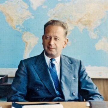Malgré la réticence de certains pays, de nouvelles pistes sur la mort de l'ancien SG de l'ONU, Dag Hammarskjöld