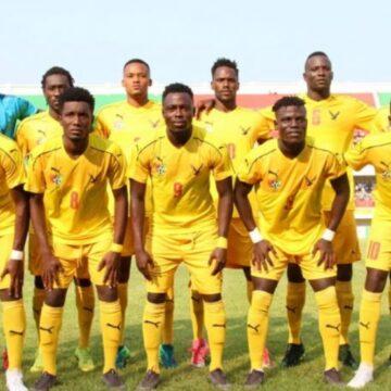 CHAN 2020/Les Eperviers du Togo à 90 min d'une qualification historique