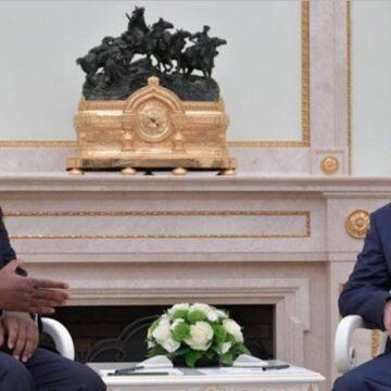 Sommet Russie-Afrique : Vladimir Poutine veut porter la collaboration russo-africaine à un tout autre niveau