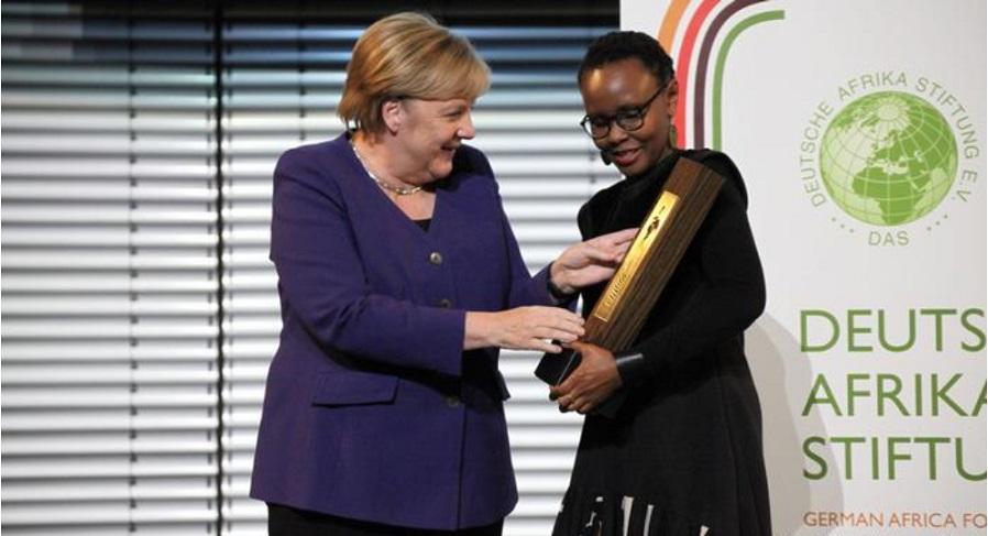 Liberté d'expression : la Kényane Juliana Rotich, lauréate du Prix Allemand pour l'Afrique